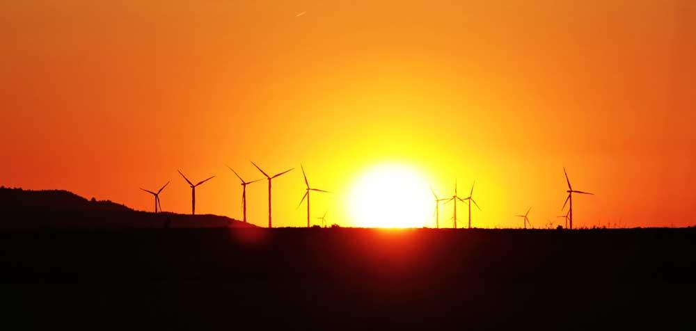 Windkraft in Goch