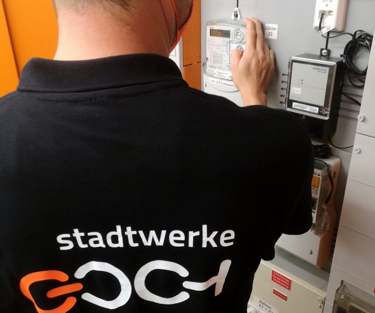 Peter Brauwers, Stadtwerke Goch GmbH